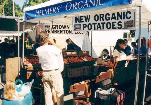 Helmers' Organic Potatoes