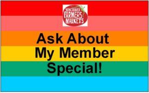 Member Special